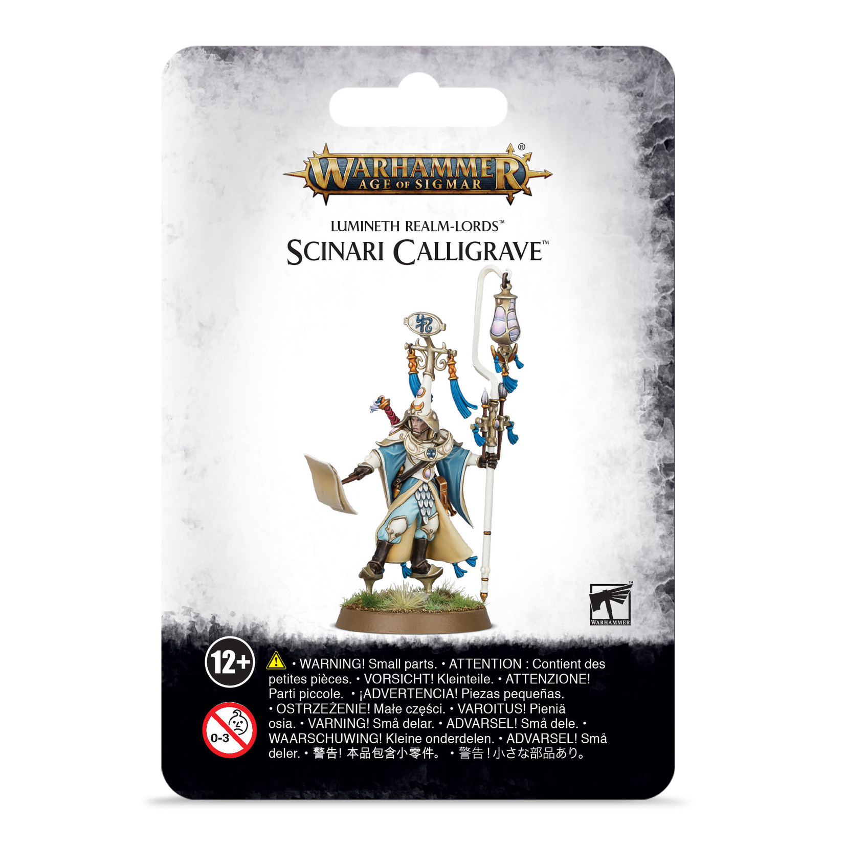Games Workshop Warhammer Age of Sigmar: Lumineth Realm-Lords - Scinari Calligrave