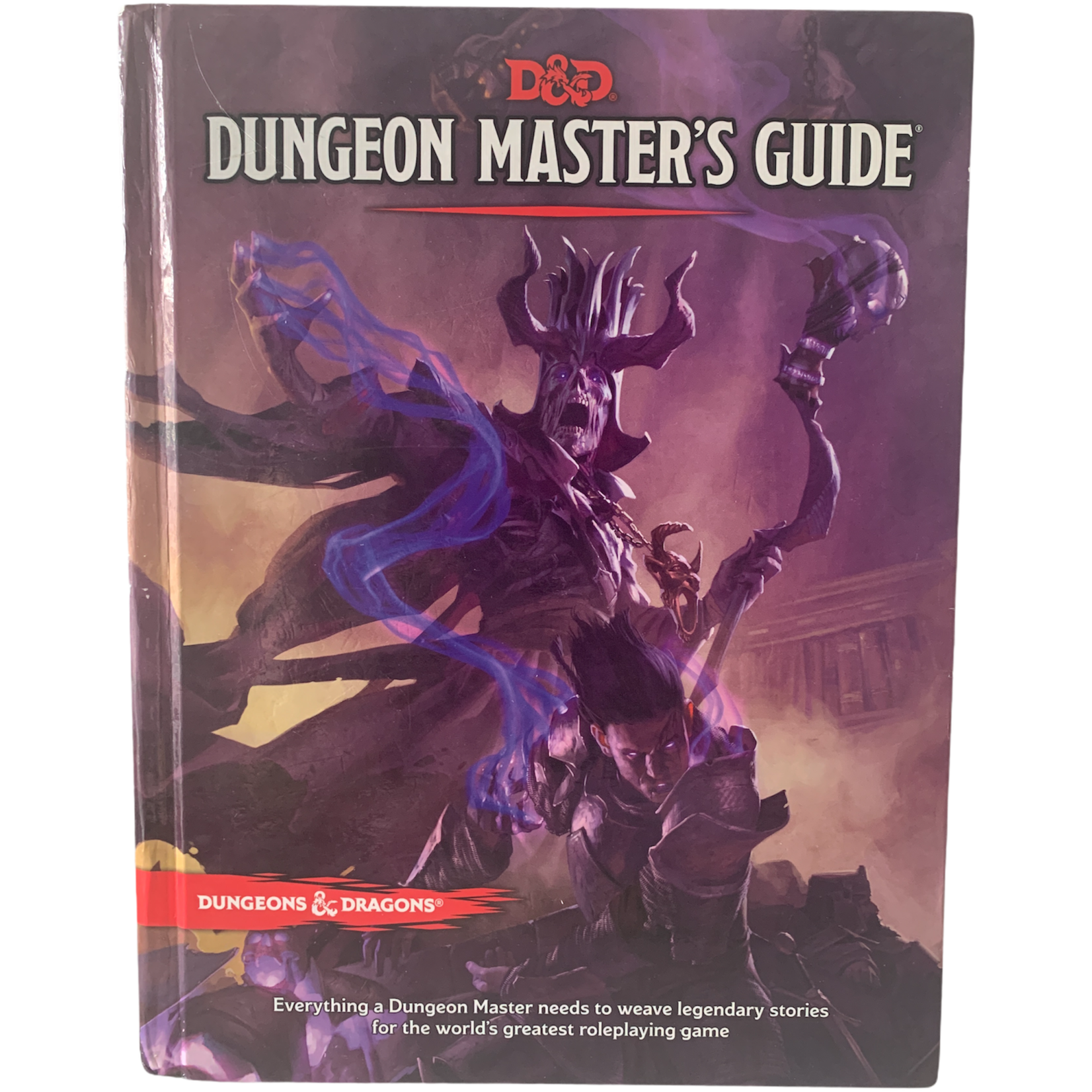 Wizards of the Coast Dungeons and Dragons 5th Edition: Dungeon Master Guide