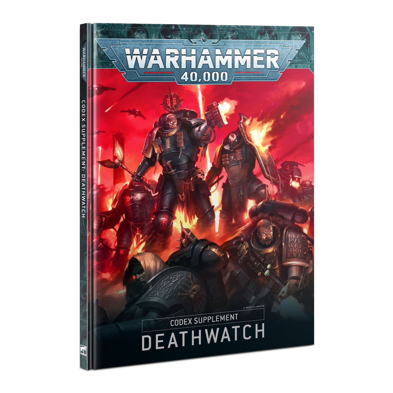 Games Workshop Warhammer 40k: Deathwatch - Codex Supplement
