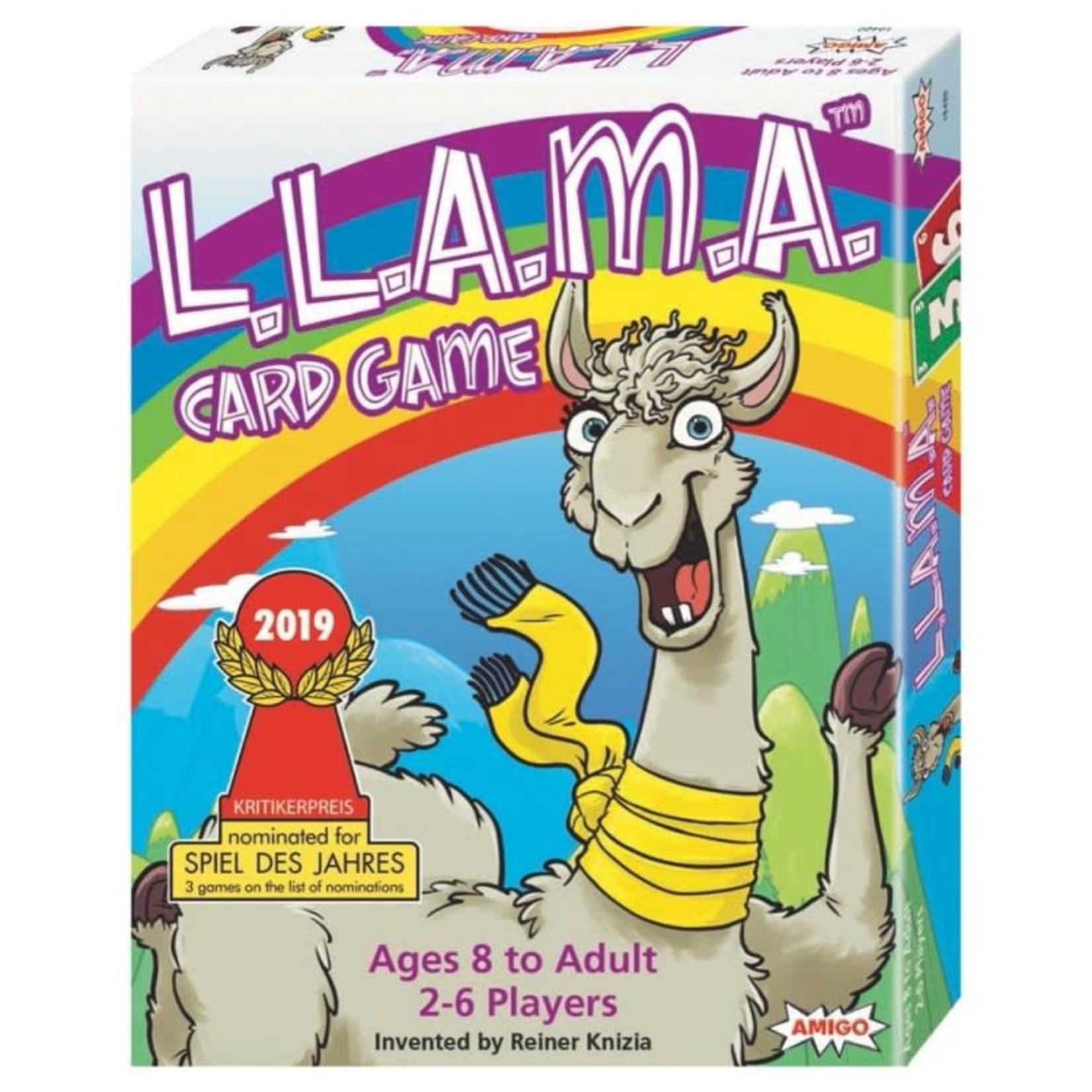 Amigo Games Inc. LLAMA