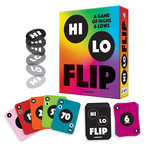 Gamewright Hi Lo Flip