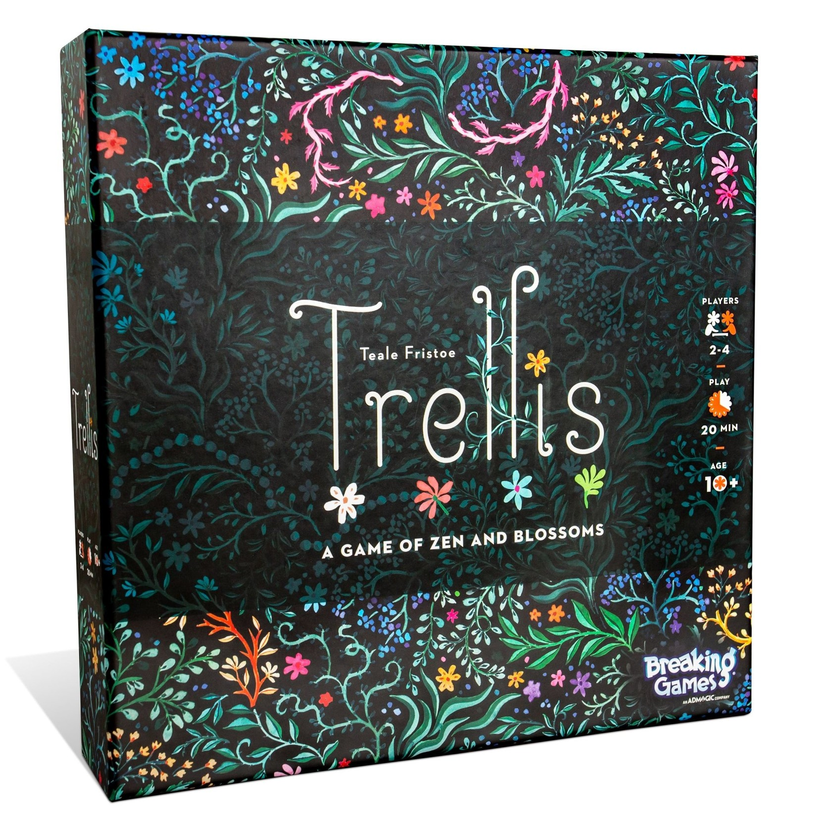 Breaking Games Trellis