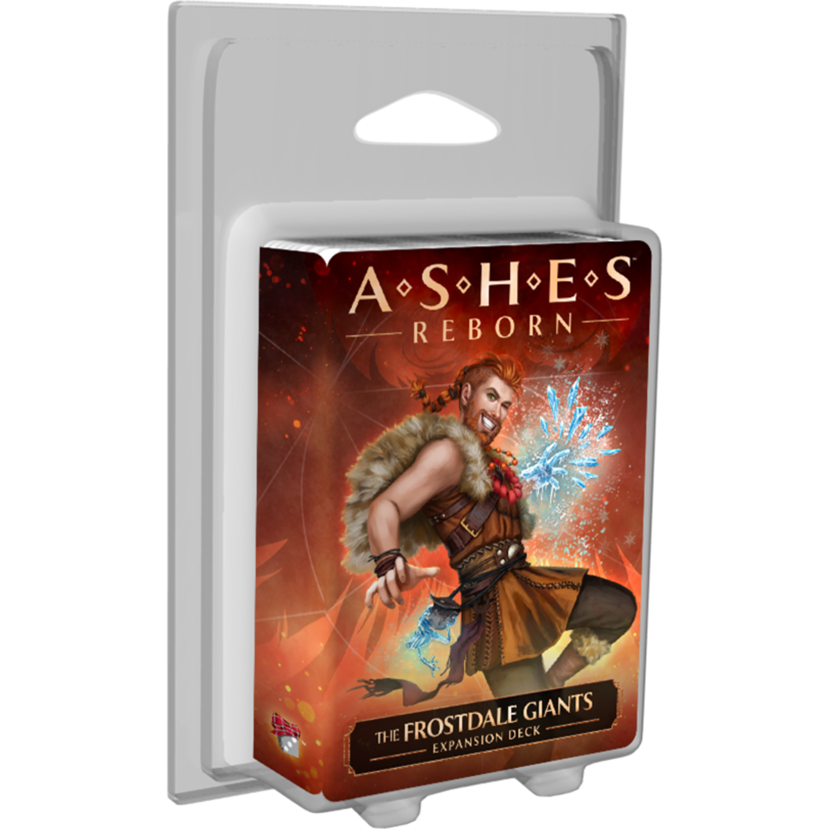 Plaid Hat Games Ashes: Reborn - The Frostdale Giants Expansion