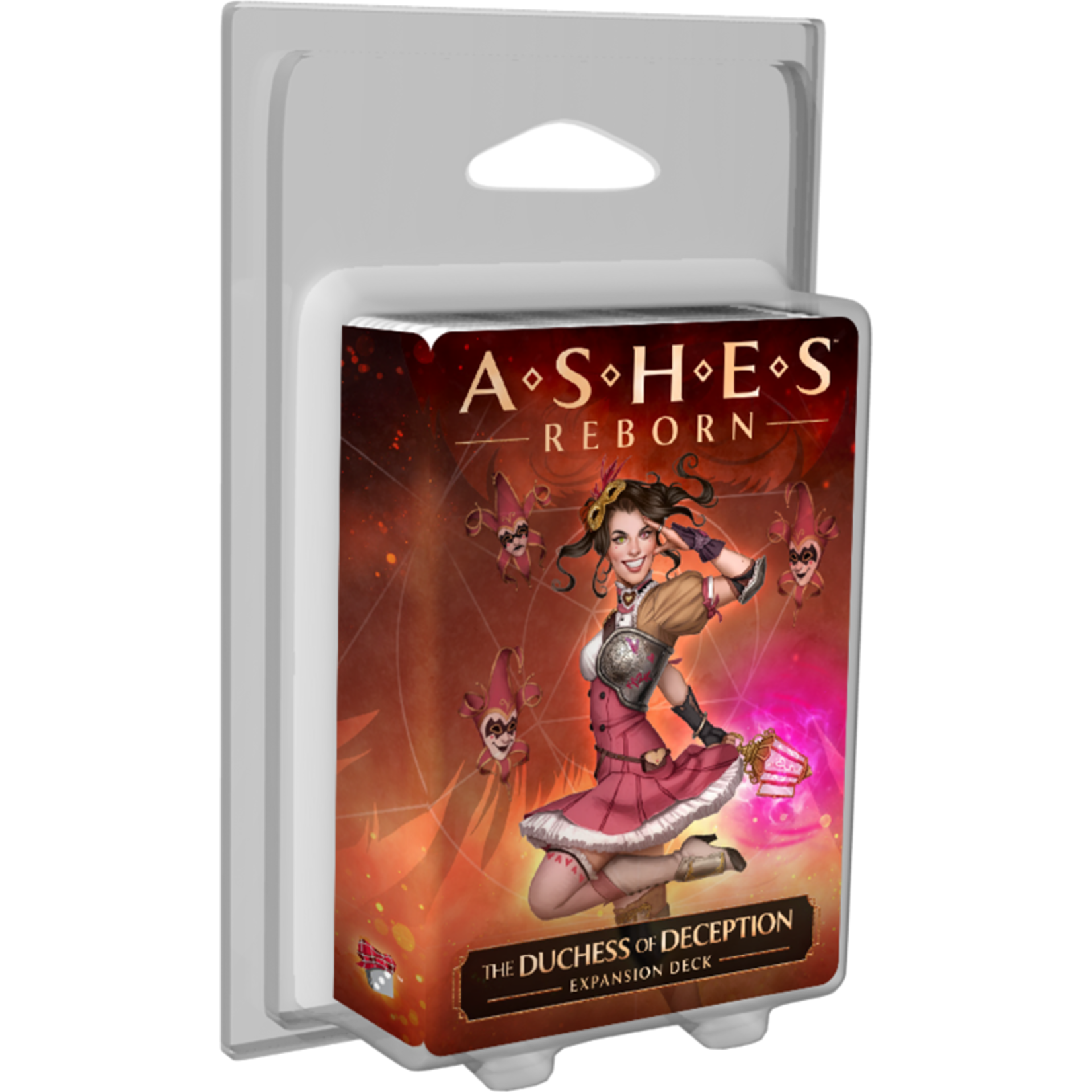 Plaid Hat Games Ashes: Reborn - The Duchess of Deception Expansion Deck
