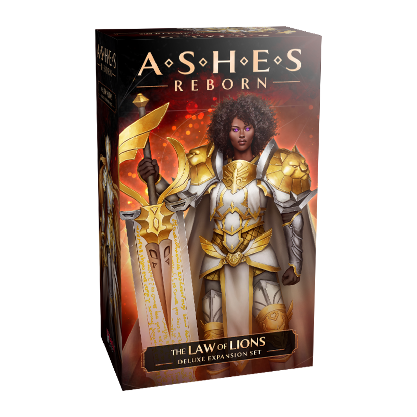 Plaid Hat Games Ashes: Reborn - The Law of Lions Deluxe Expansion Set