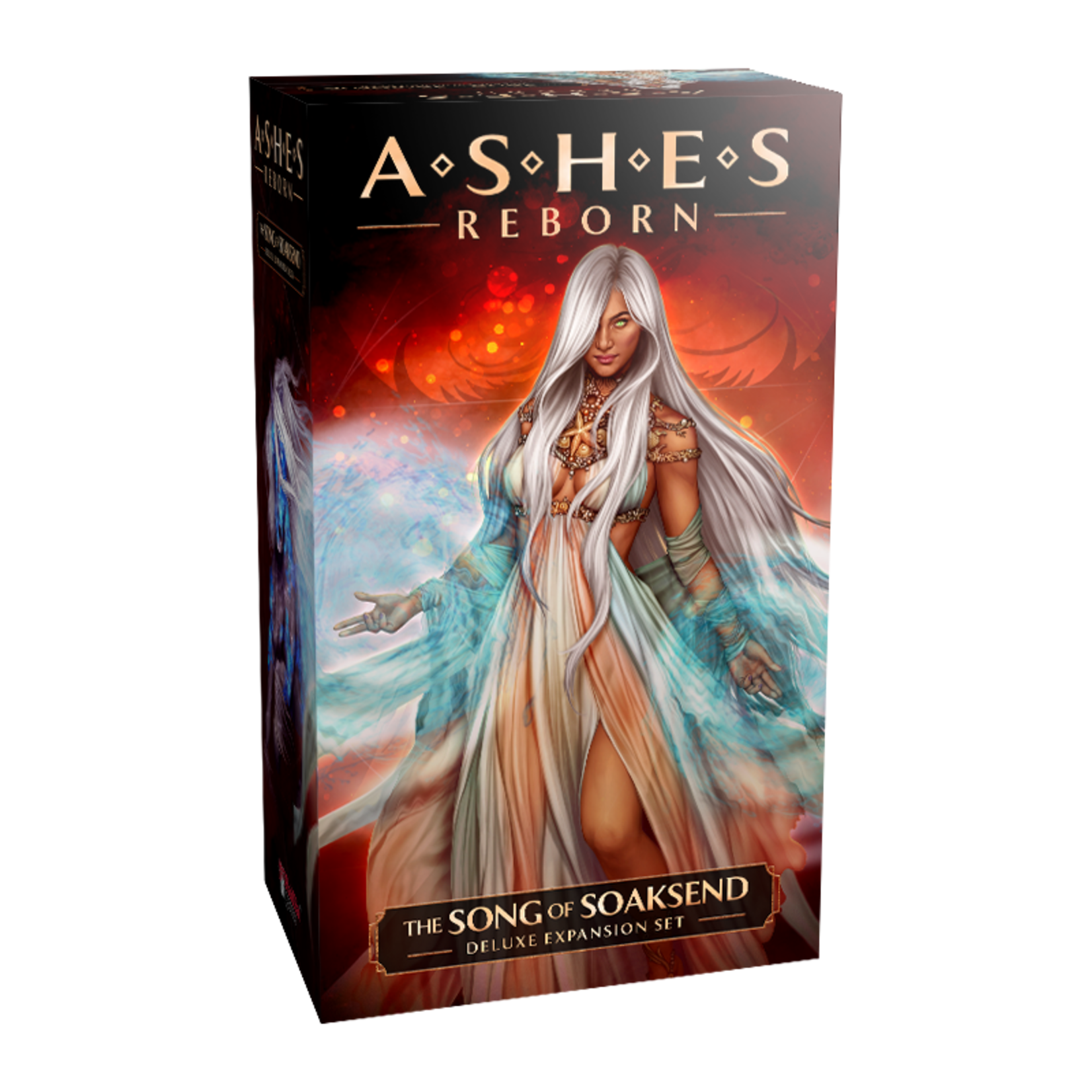 Plaid Hat Games Ashes: Reborn - The Song of Soaksend Deluxe Expansion Set