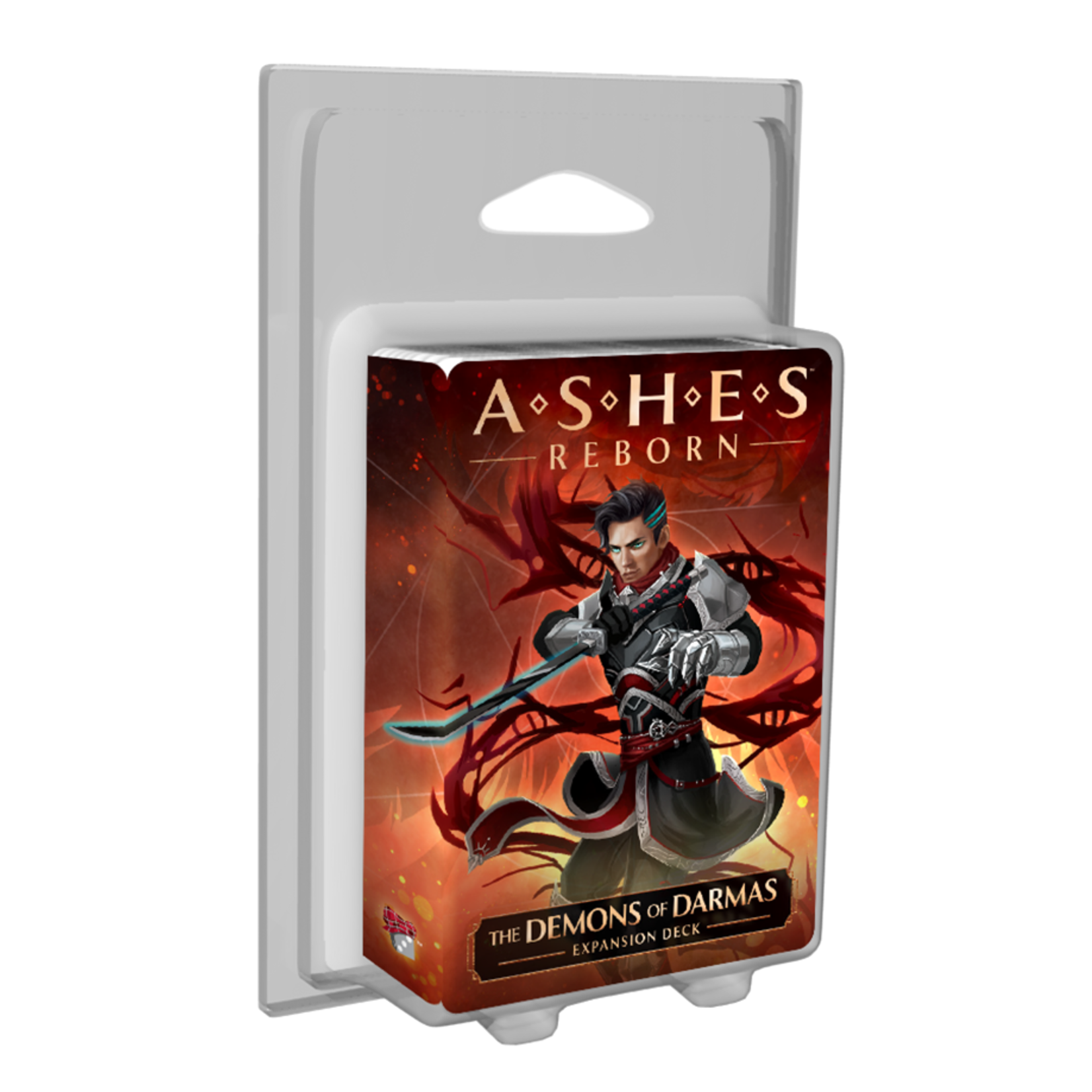 Plaid Hat Games Ashes: Reborn - The Demons of Darmas Expansion Deck