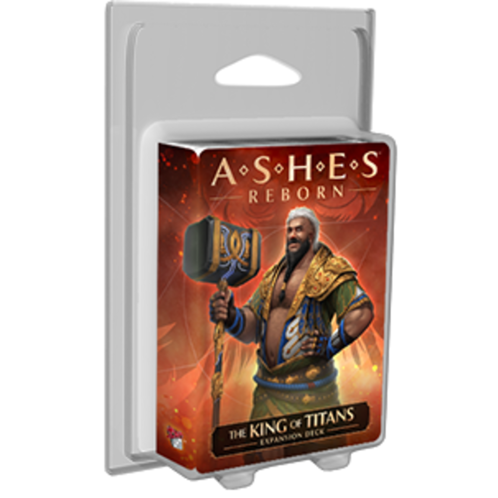 Plaid Hat Games Ashes: Reborn - The King of TItans Expansion Deck