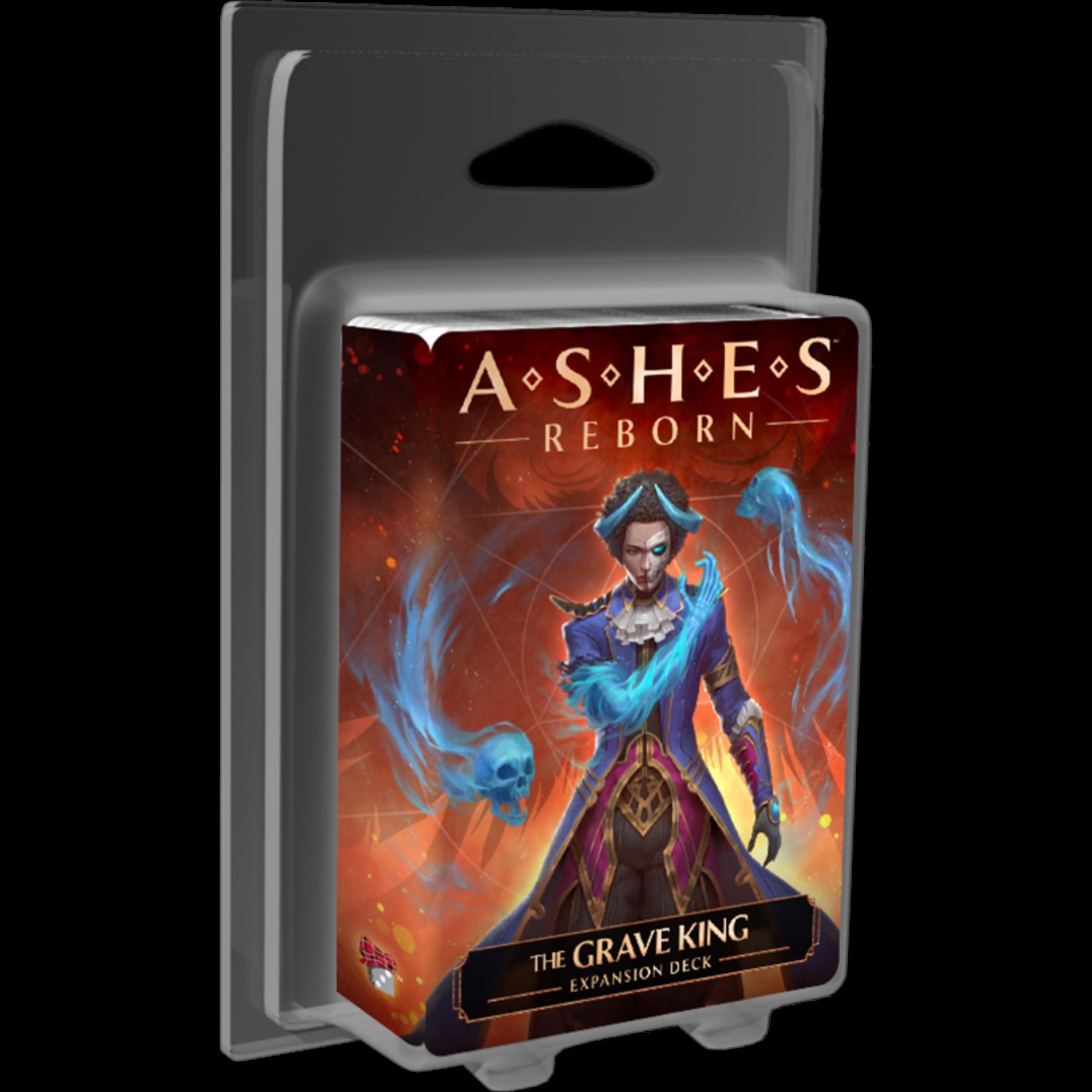 Plaid Hat Games Ashes: Reborn - The Grave King Expansion Deck