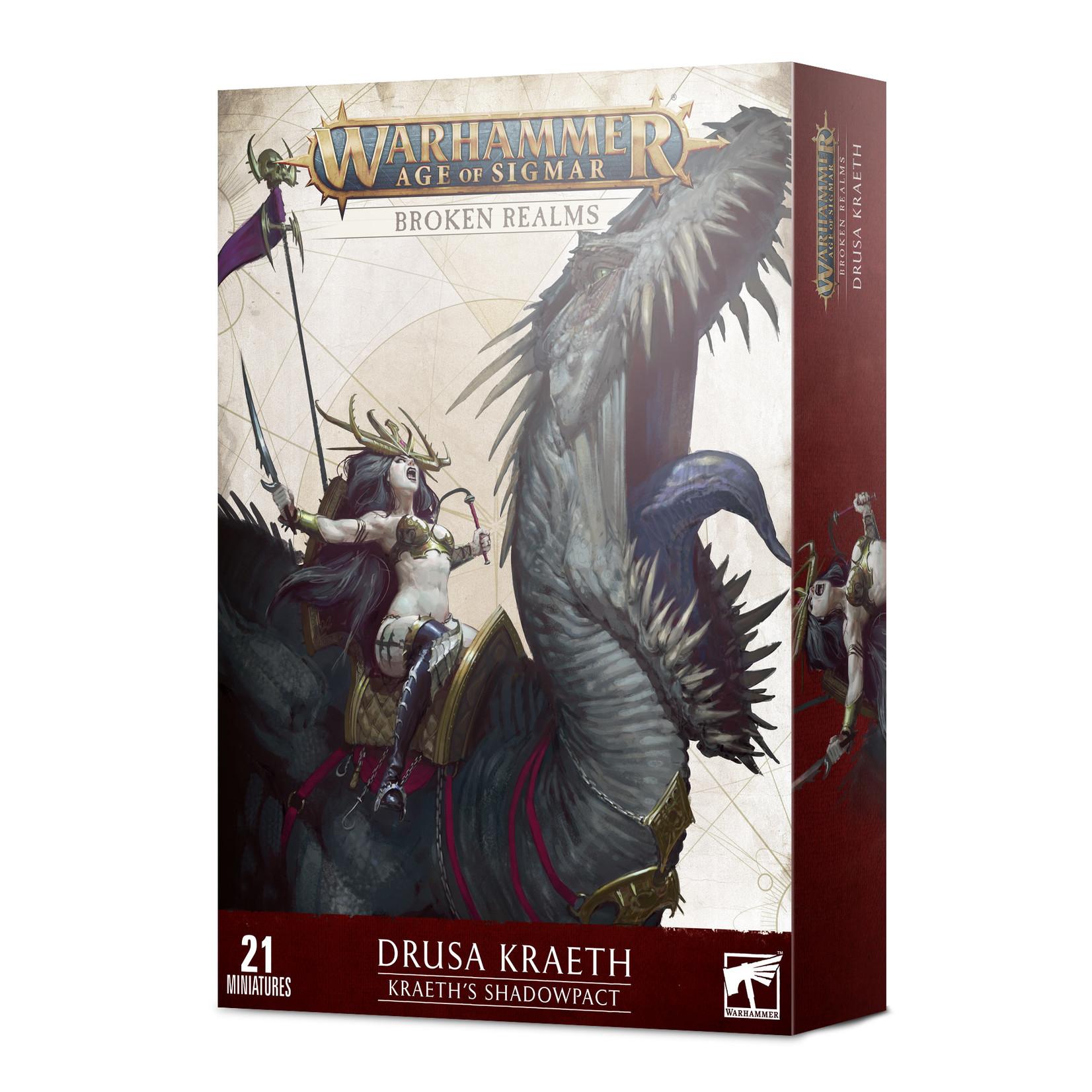 Games Workshop Warhammer Age of Sigmar: Broken Realms - Kraeth's Shadowpact