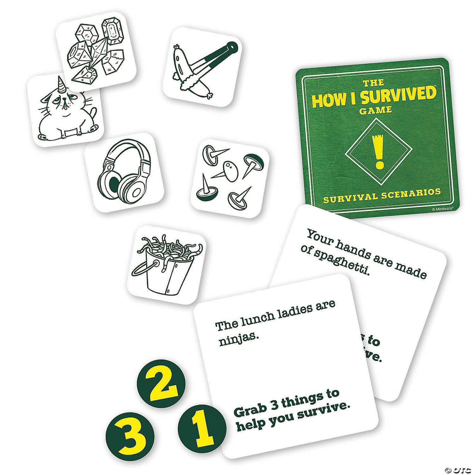 MindWare The How I Survived Game