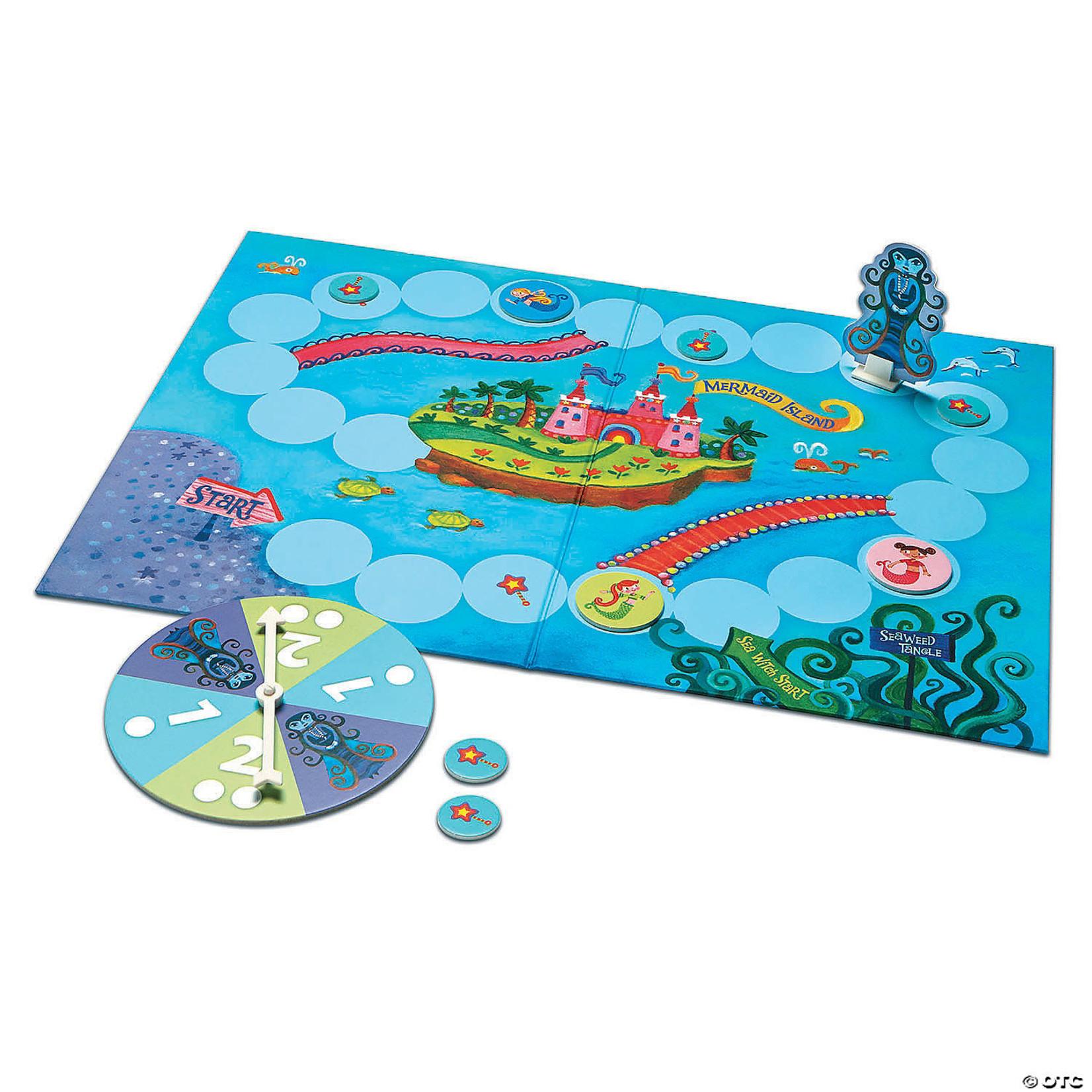 Peaceable Kingdom Mermaid Island