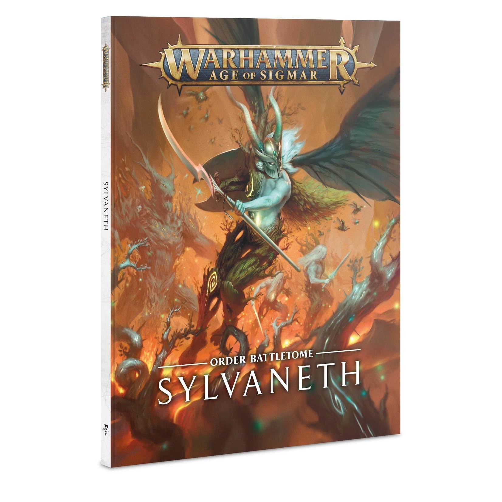 Games Workshop Warhammer Age of Sigmar: Battletome - Sylvaneth