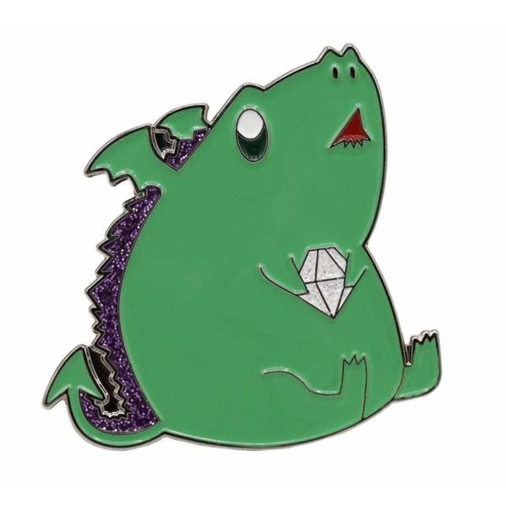 Foam Brain Critters Pins: Fat Dragon