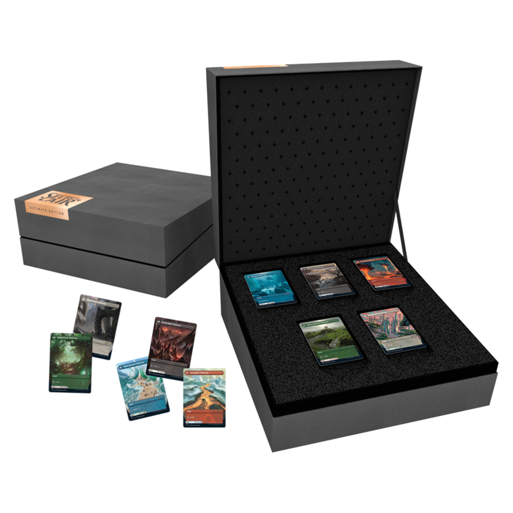Wizards of the Coast Magic the Gathering: Secret Lair - Ultimate Edition 2