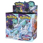 Pokemon International Pokemon Trading Card Game: Chilling Reign Booster Box