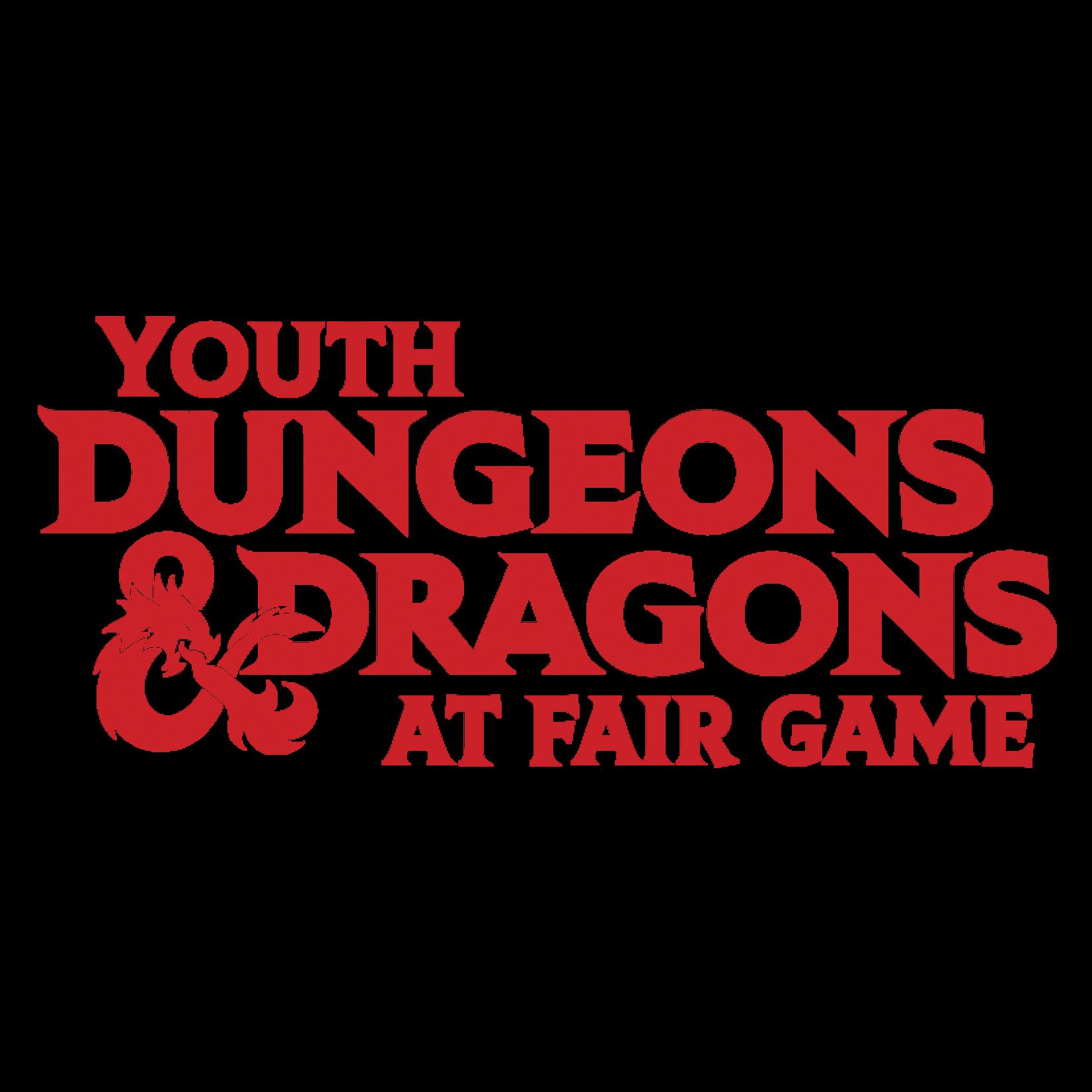 Fair Game YDND Summer 2021 - Group V1 - Fri 4-6 PM CST