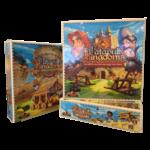 Vesuvius Media Catapult Feud (Catapult Kingdom Deluxe Kickstarter)