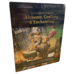 Nord Games The Ultimate Guide to Alchemy, Crafting & Enchanting Hardcover (5th Edition Compatible)