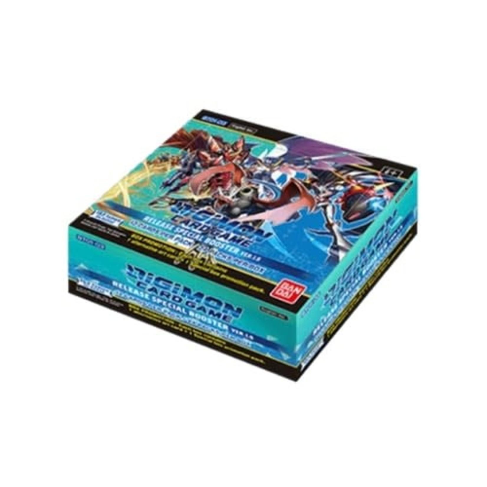 Bandai Digimon Trading Card Game: V1.5 Booster Box