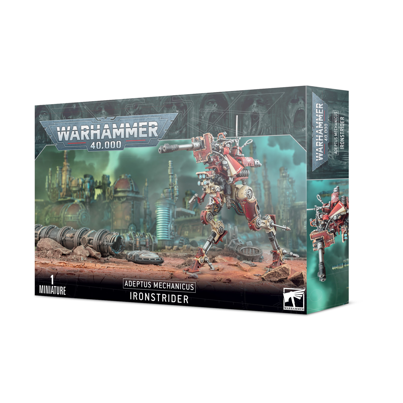 Games Workshop Warhammer 40k: Adeptus Mechanicus - Ironstrider Ballistarius