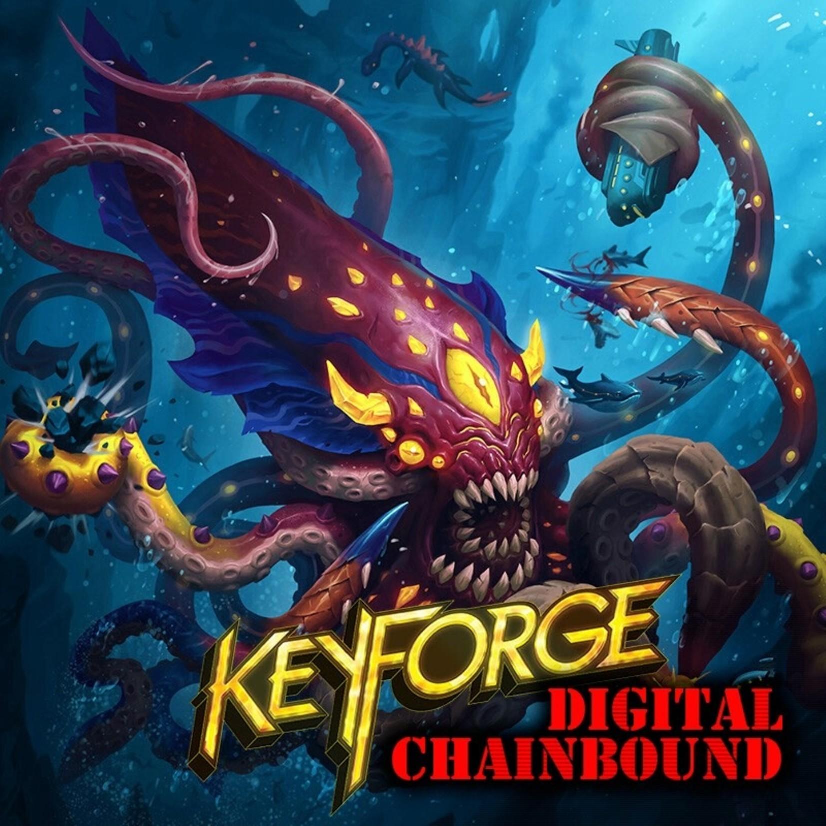 Fair Game Admission: Keyforge Digital Chainbound (June 3)