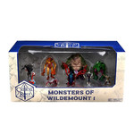 WizKids Critical Role: PrePainted RPG: Monsters of WildemountBox Set 1