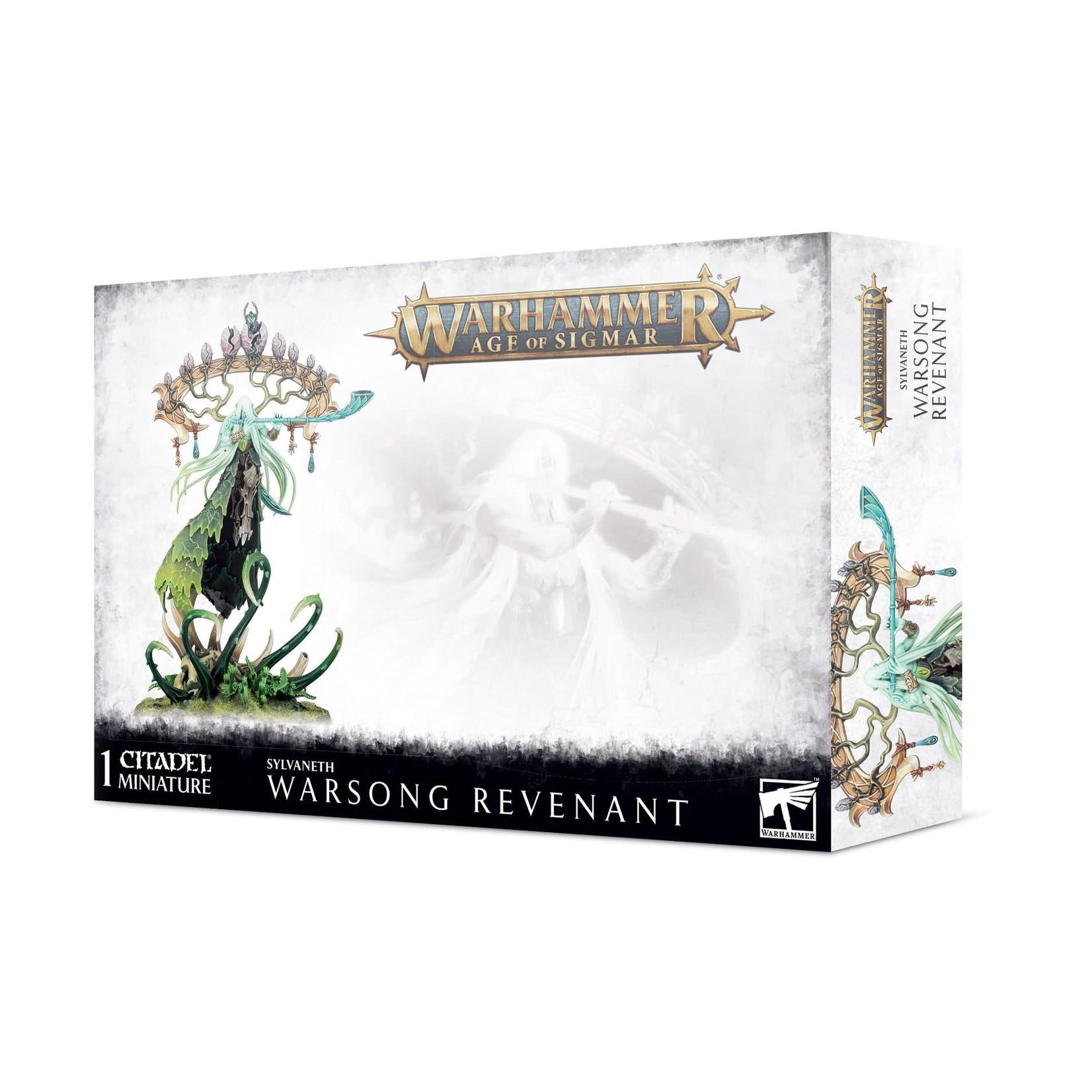 Games Workshop Warhammer Age of Sigmar: Sylvaneth - Warsong Revenant