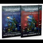 Games Workshop Warhammer 40k: Chapter Approved 2021
