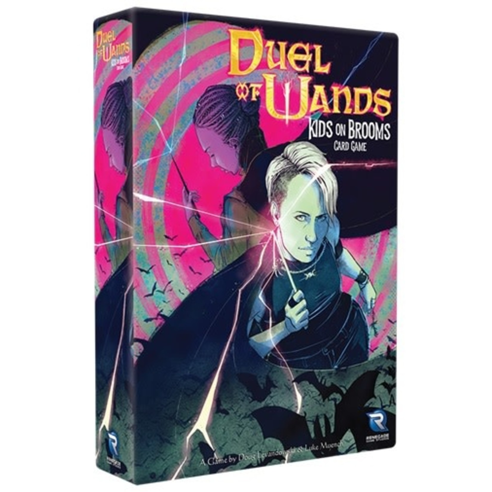 Renegade Duel of Wands - Kids on Brooms Card Game