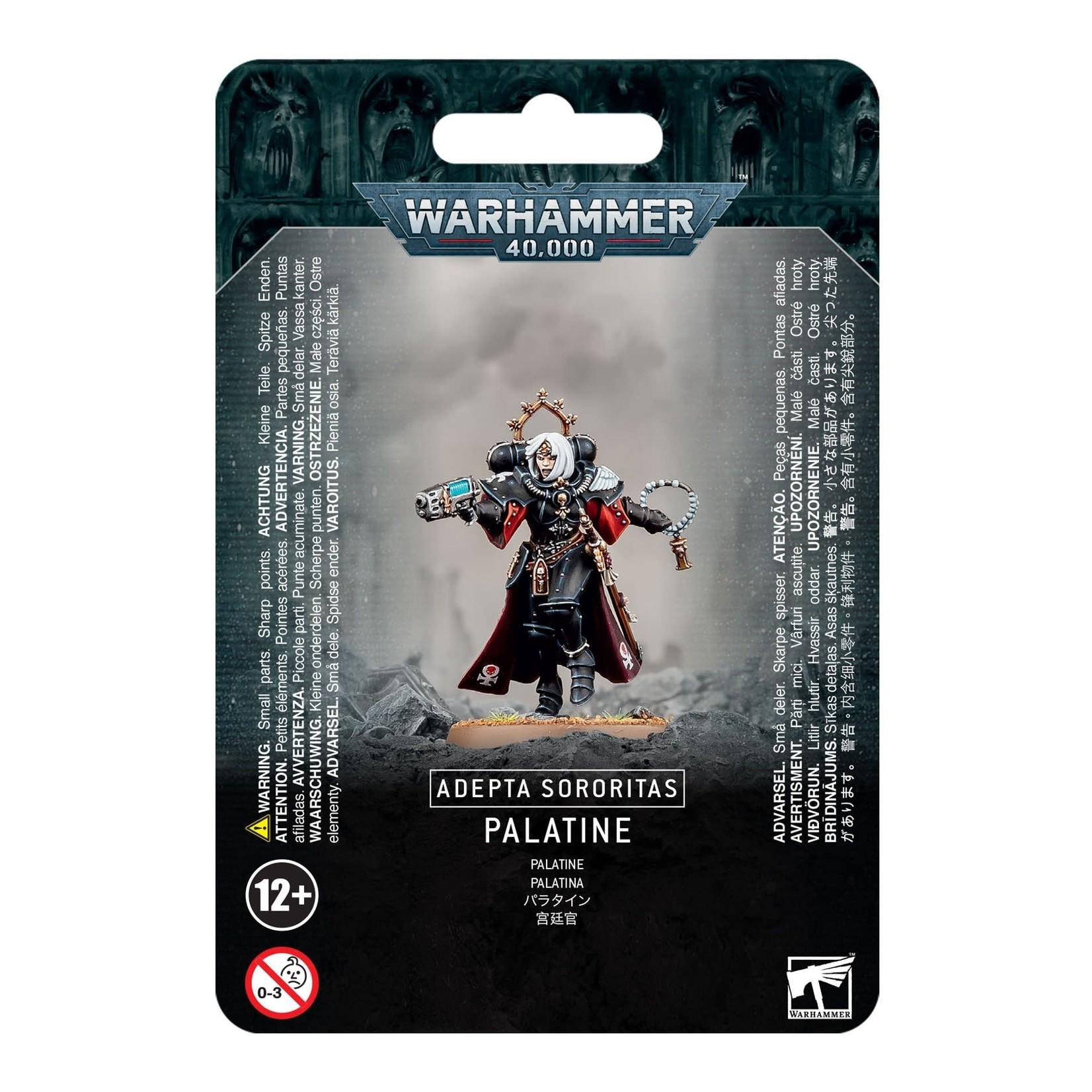 Games Workshop Warhammer 40k: Adepta Sororitas - Palatine