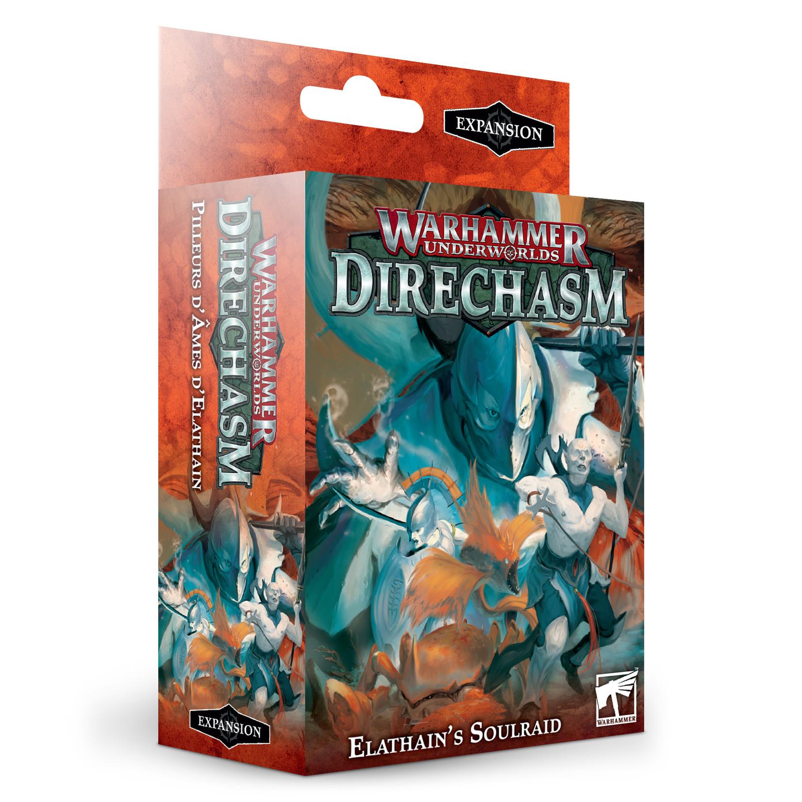 Games Workshop Warhammer Underworlds – Elathain's Soulraid