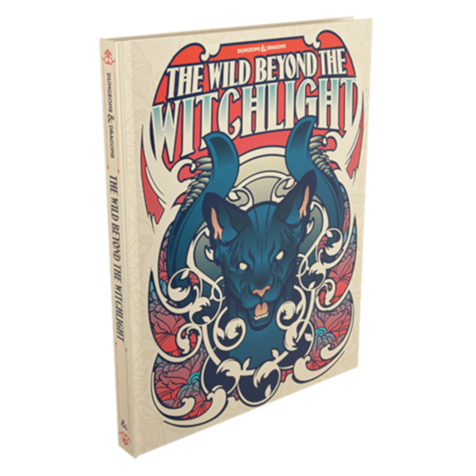 Wizards of the Coast Dungeons and Dragons Fifth Edition: The Wild Beyond the Witchlight ALTERNATE ART COVER (Preorder)