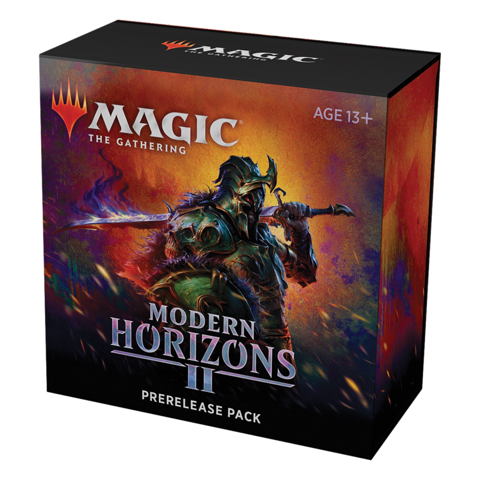 Wizards of the Coast Magic the Gathering: Modern Horizons 2- Prerelease Kit