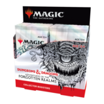 Wizards of the Coast Magic the Gathering: Dungeons & Dragons: Adventures in the Forgotten Realms - Collector Booster Box