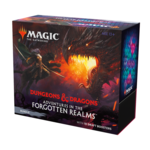 Wizards of the Coast Magic the Gathering: Dungeons & Dragons: Adventures in the Forgotten Realms - Bundle