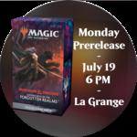 Admission: Forgotten Realms Monday Sealed Deck Prerelease (6 PM, La Grange)
