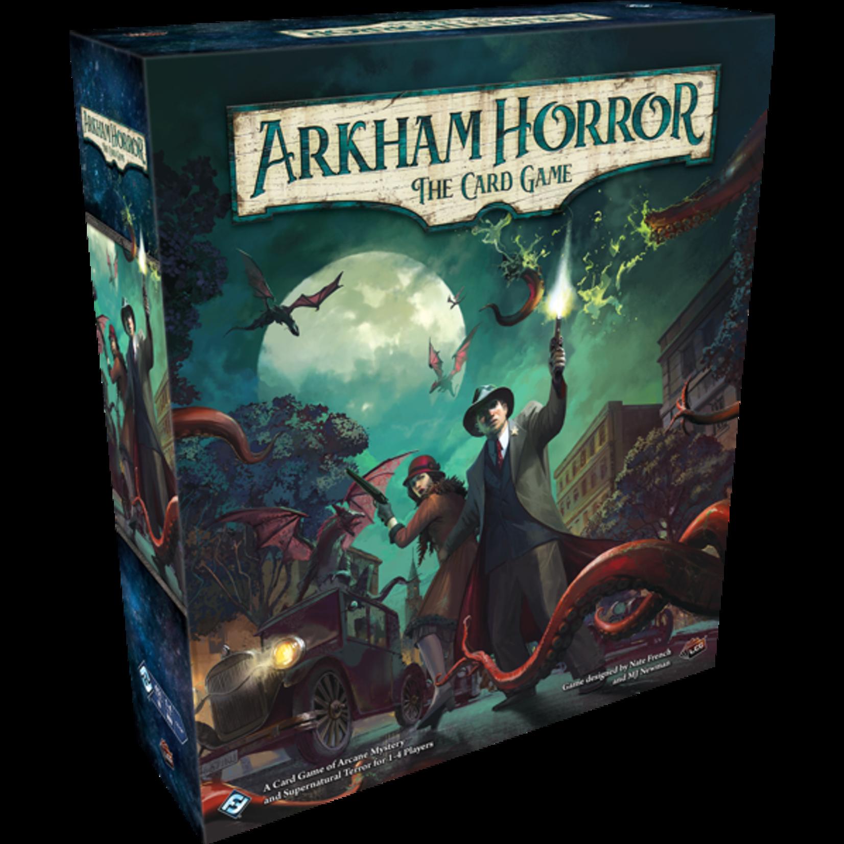 Fantasy Flight Games Arkham Horror Living Card Game Revised Core Set (preorder)