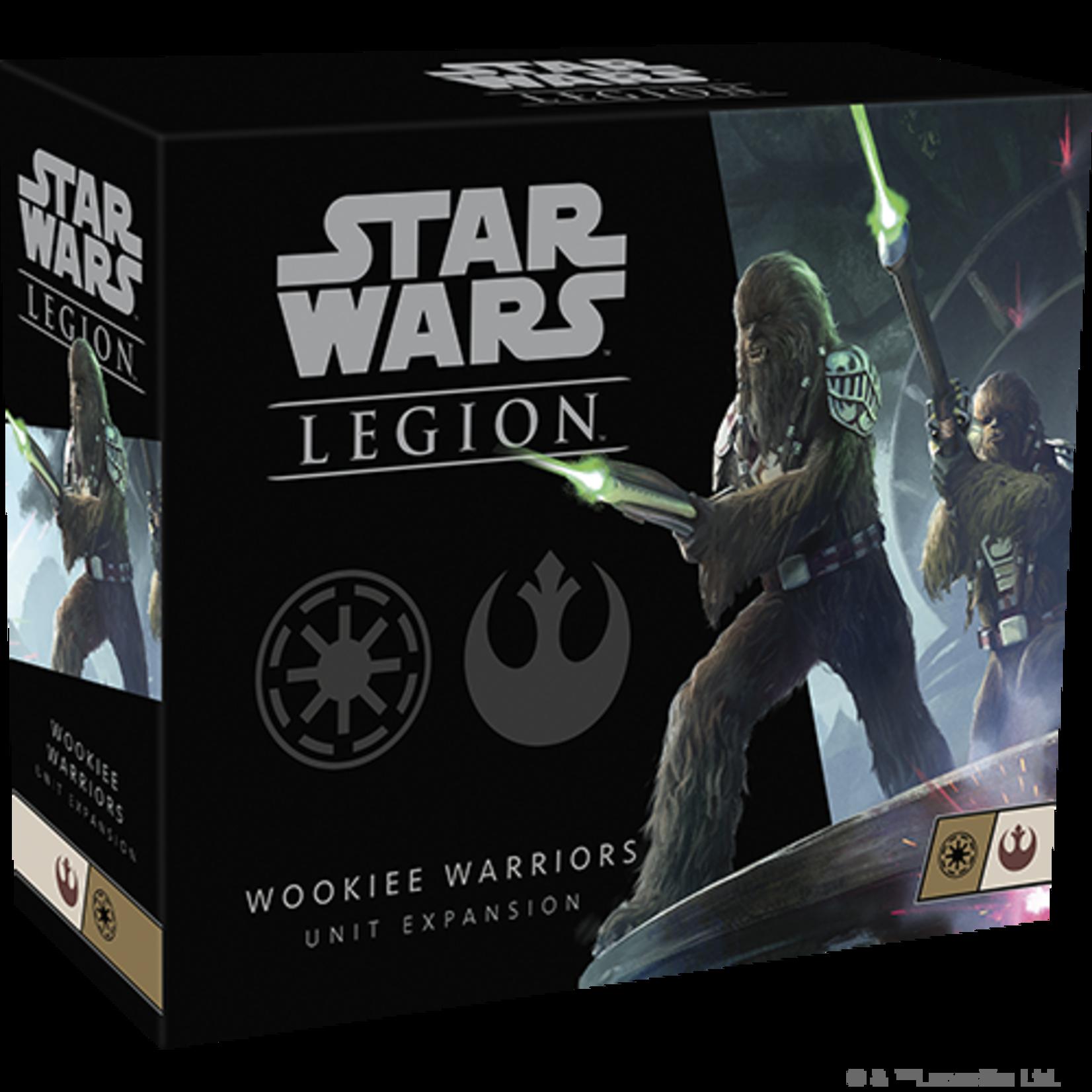 Fantasy Flight Games Star Wars: Legion - Wookie Warriors (Preorder)
