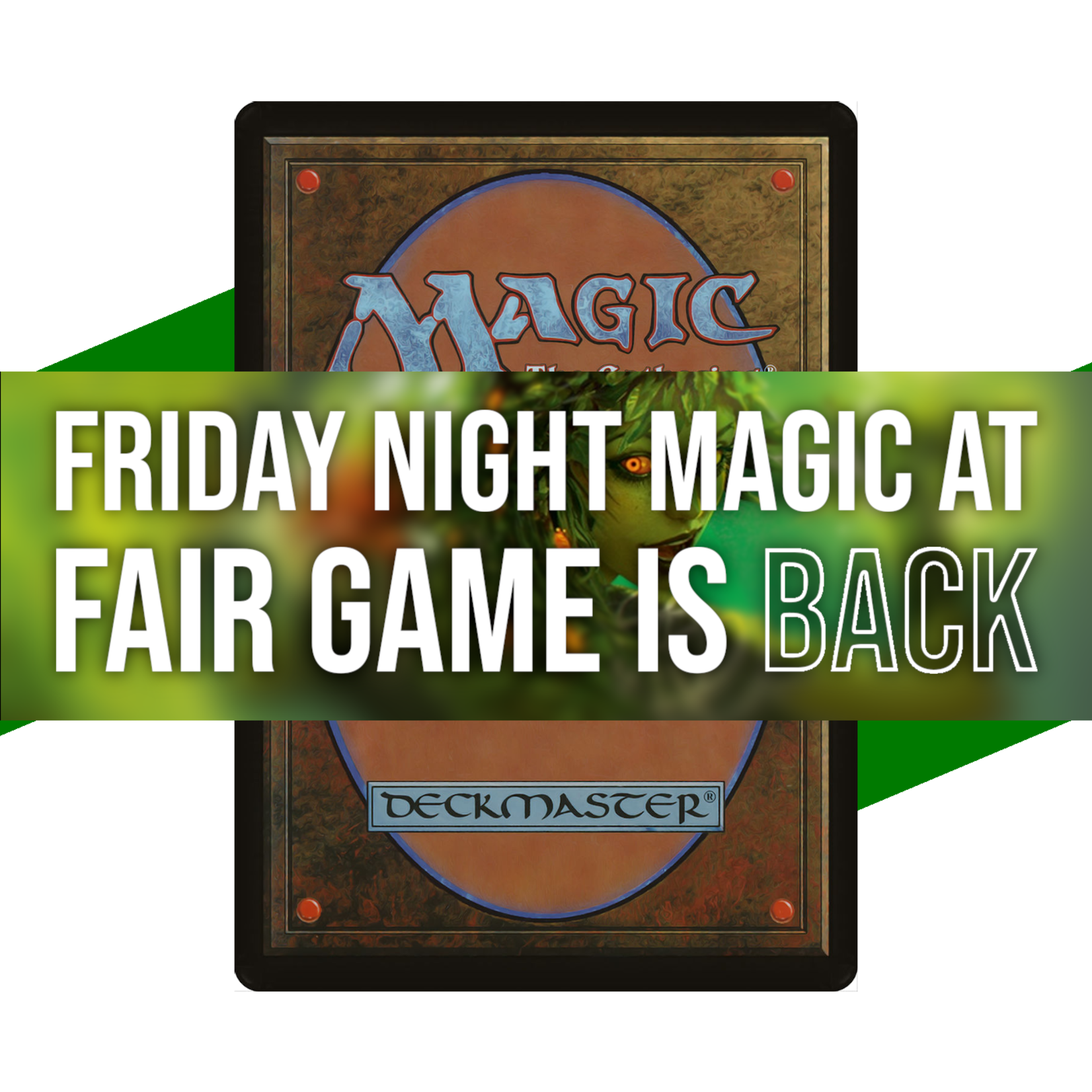 Wizards of the Coast Admission:  Forgotten Realms Draft FNM -  7 PM (Downers Grove 7/30)