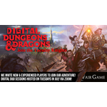 Fair Game Admission: Digital Dungeons and Dragons - Tuesday Knights (July 27)