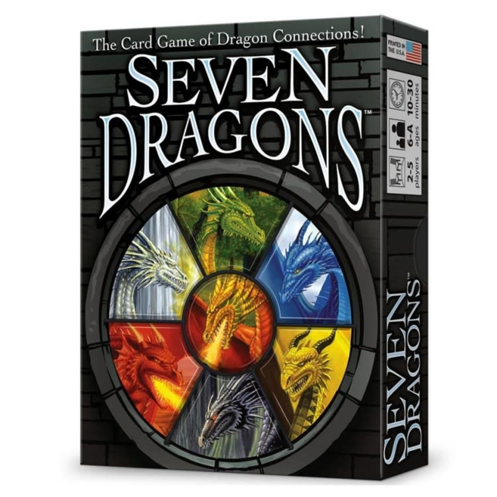 Looney Labs Seven Dragons