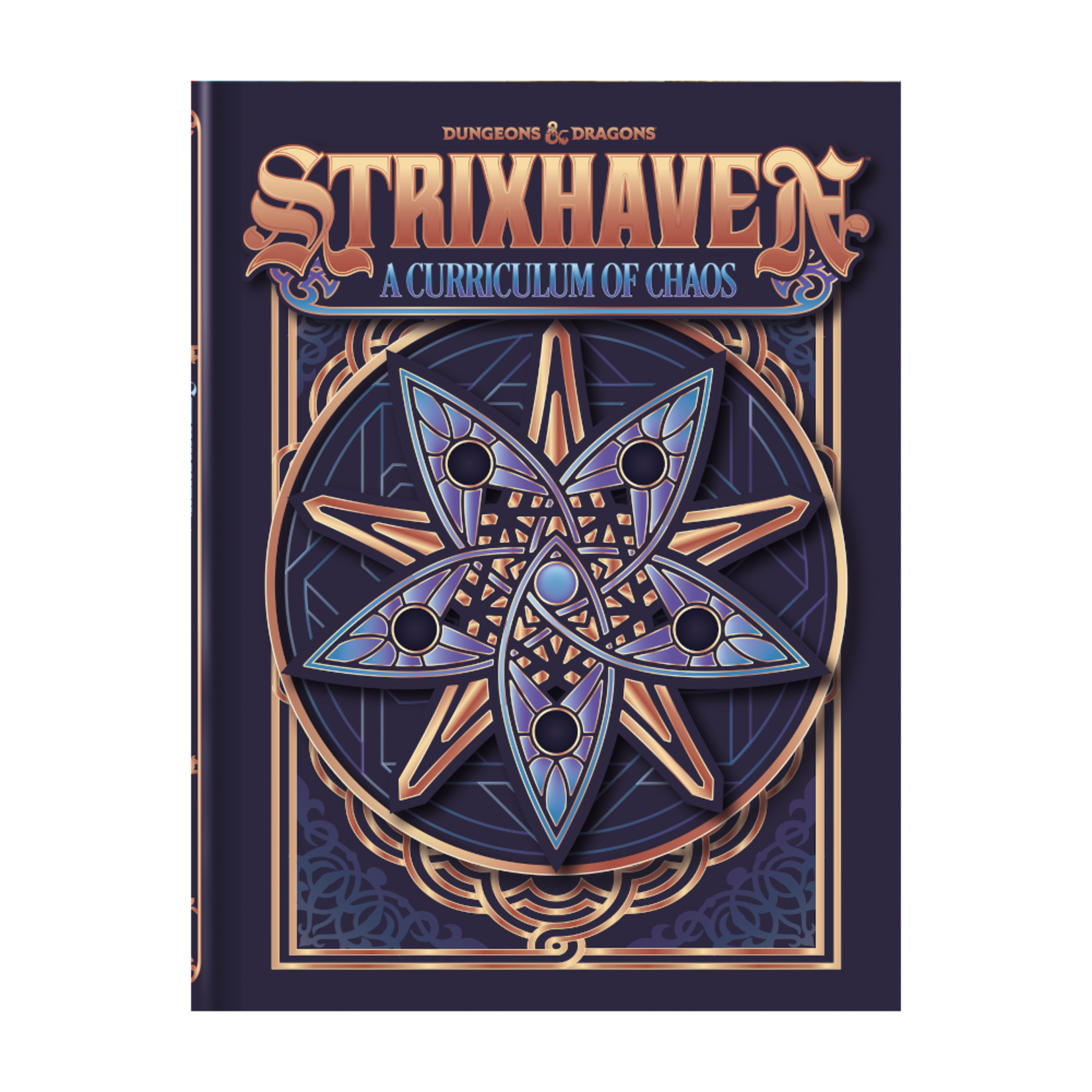 Wizards of the Coast Dungeons and Dragons Fifth Edition: Strixhaven - A Curriculum of Chaos Hardcover ALTERNATE COVER (Preorder)