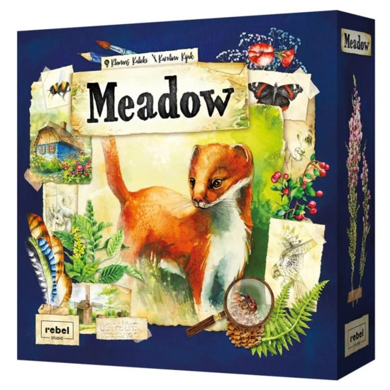Asmodee Editions Meadow
