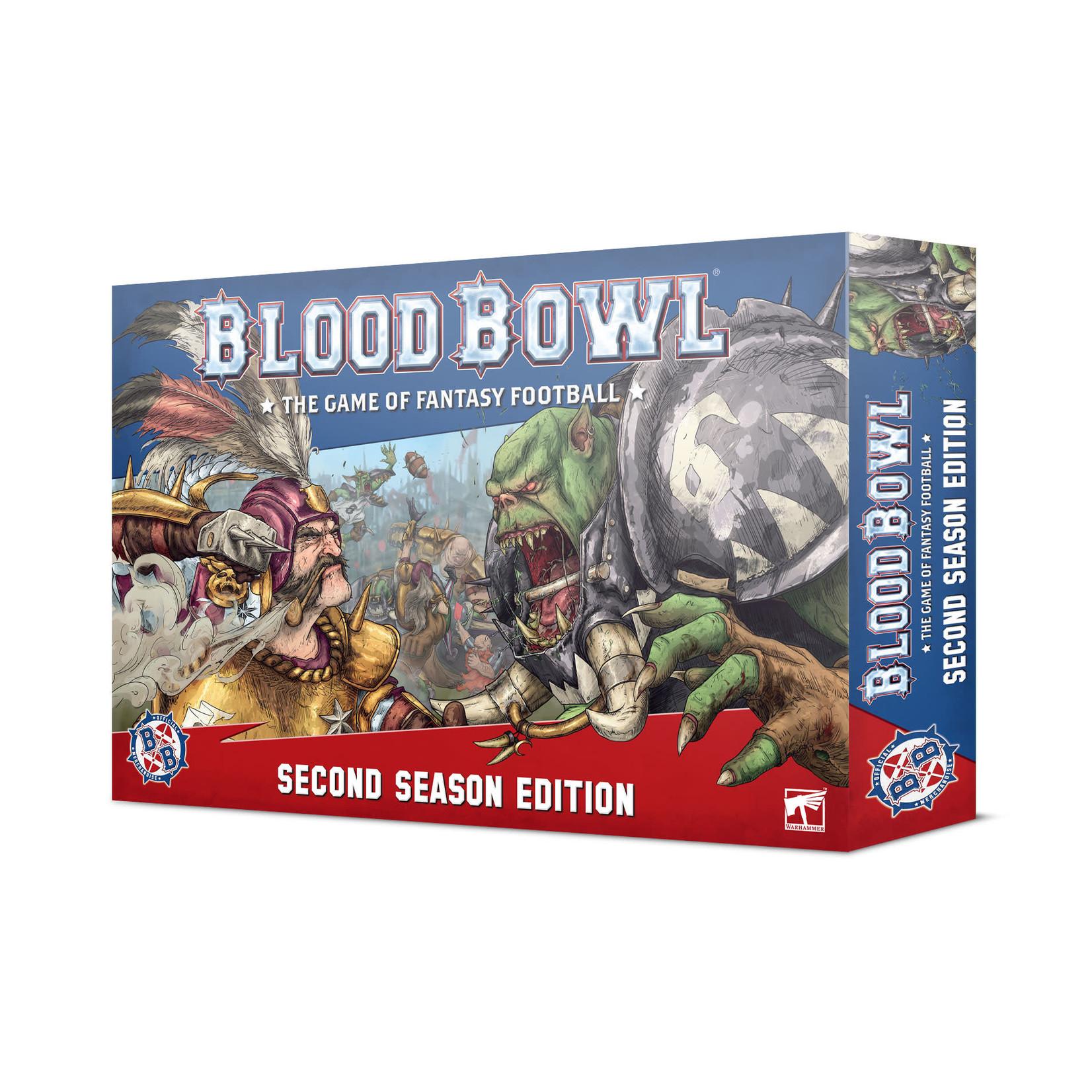 Games Workshop Blood Bowl Second Season Edition