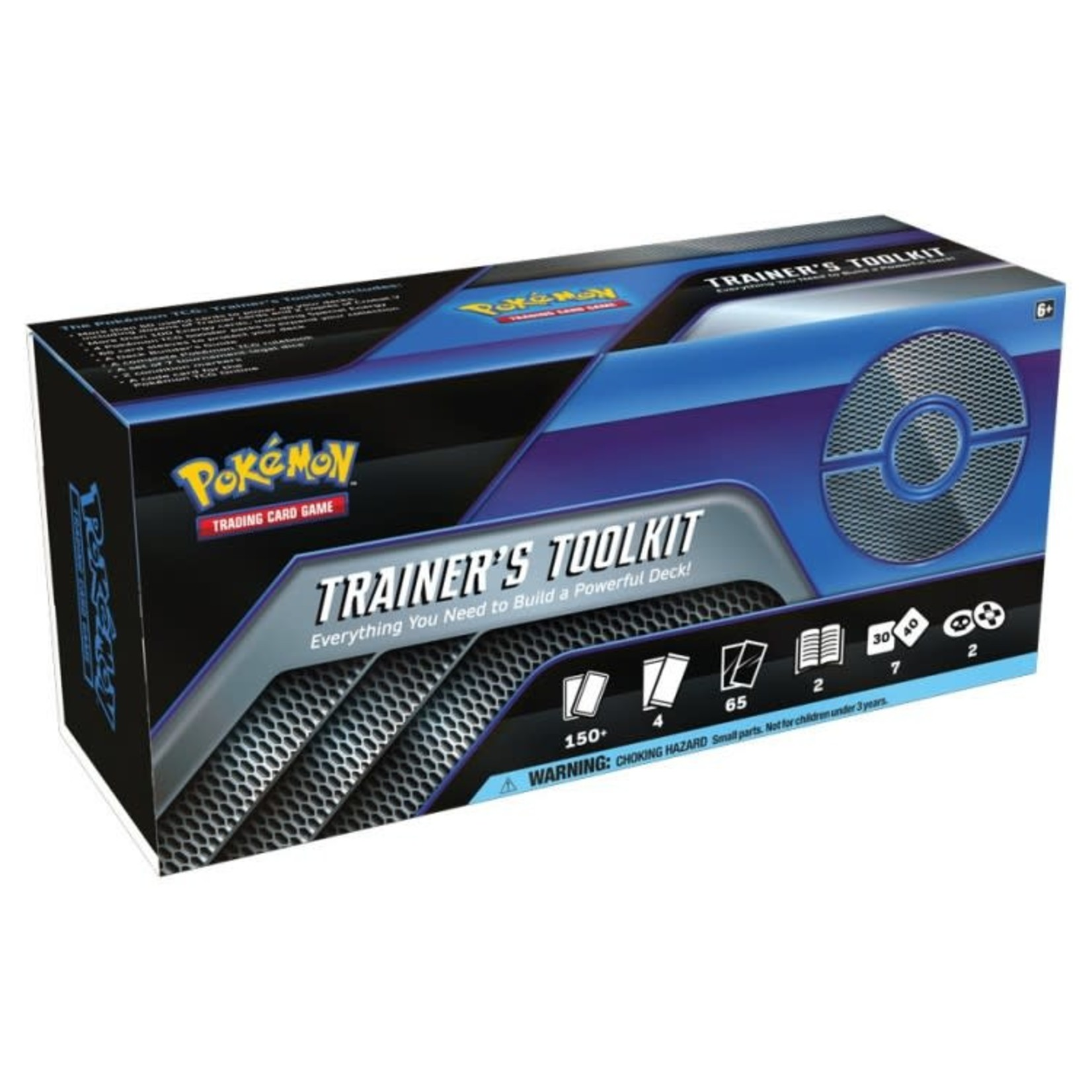 Pokemon International Pokemon Trainers Toolkit (2021)