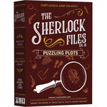 Indie Board and Cards Sherlock Files: Vol 3 Puzzling Plots