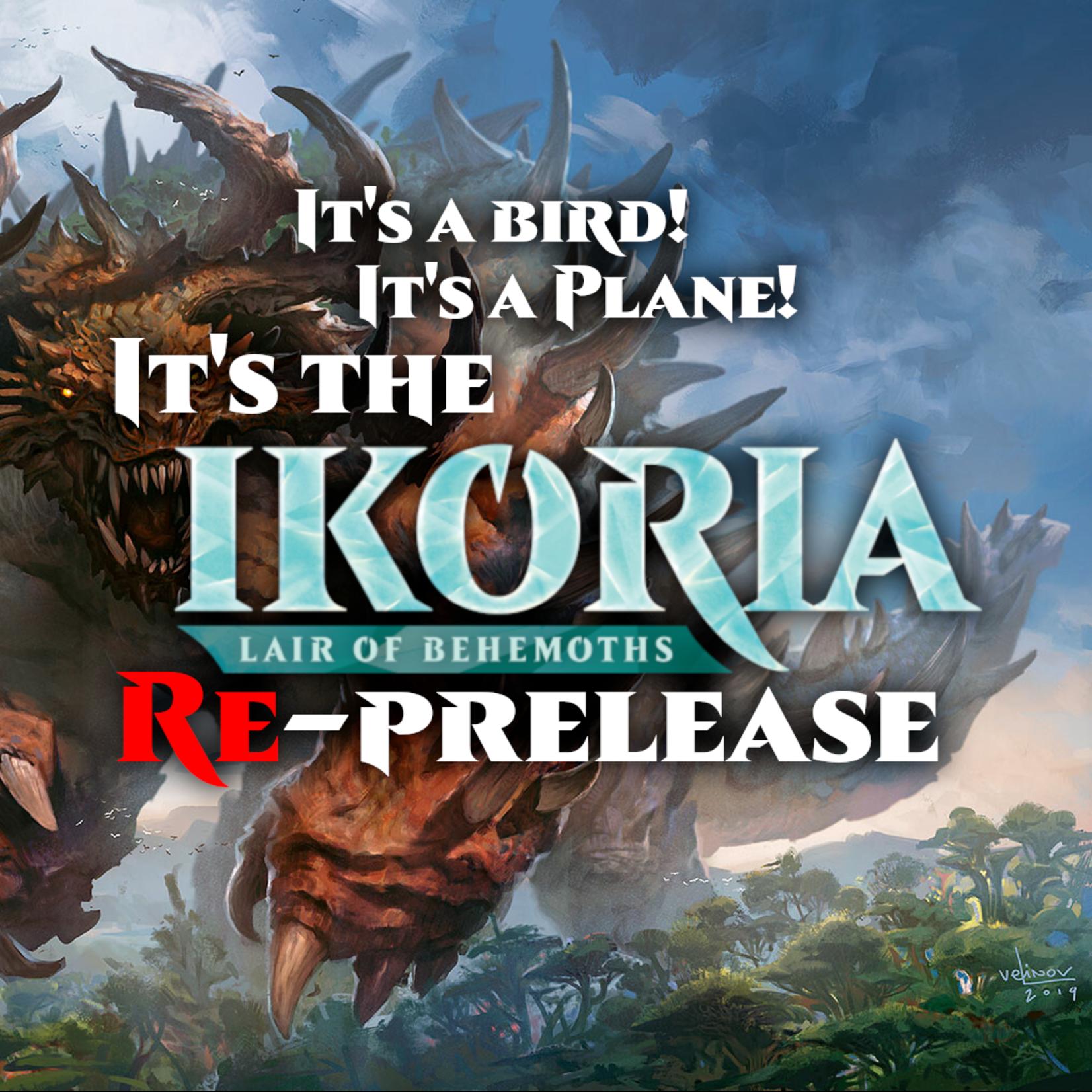 Wizards of the Coast Admission: Ikoria Reprerelease (August 28 La Grange 12 PM CST)