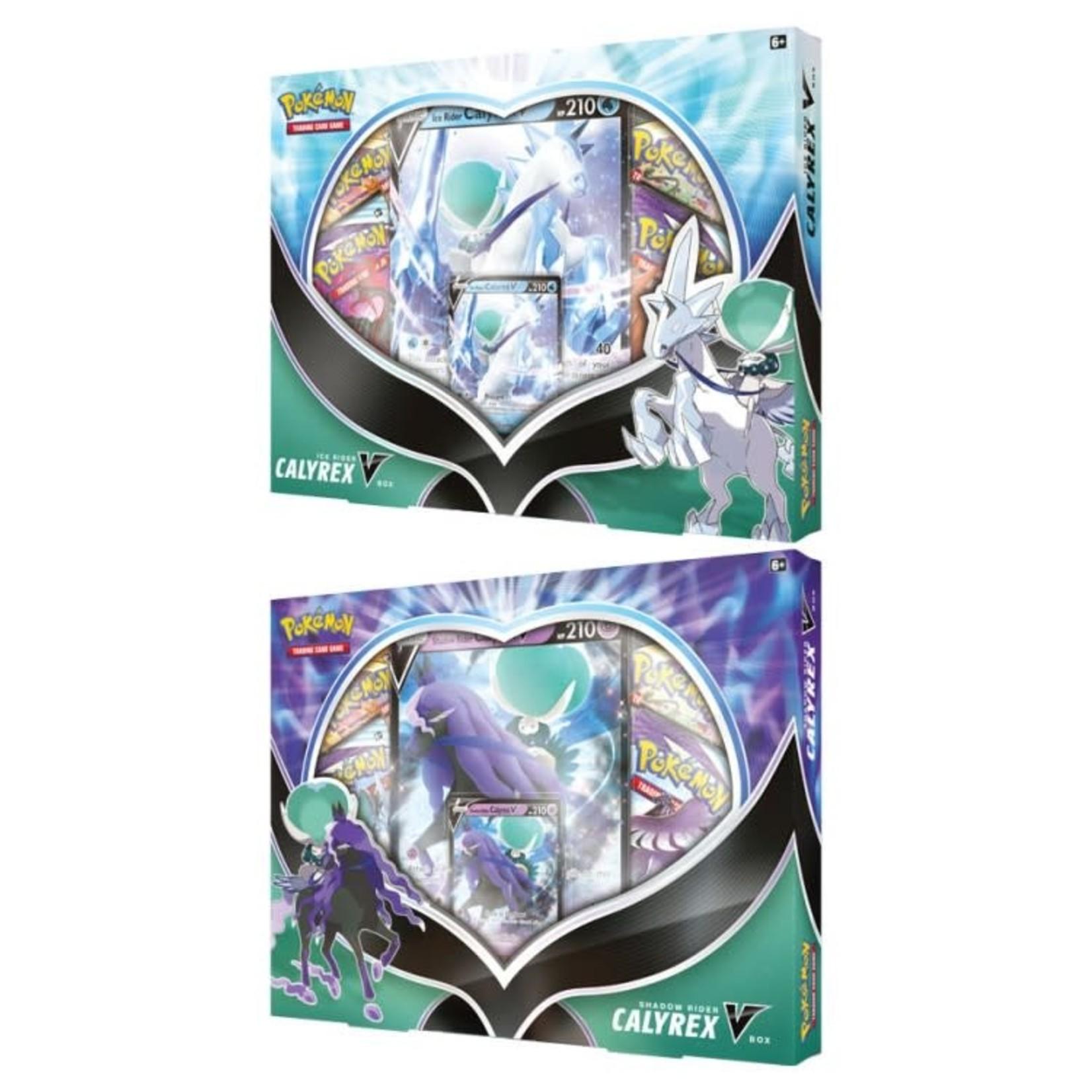 Pokemon International Pokemon Calyrex V Box