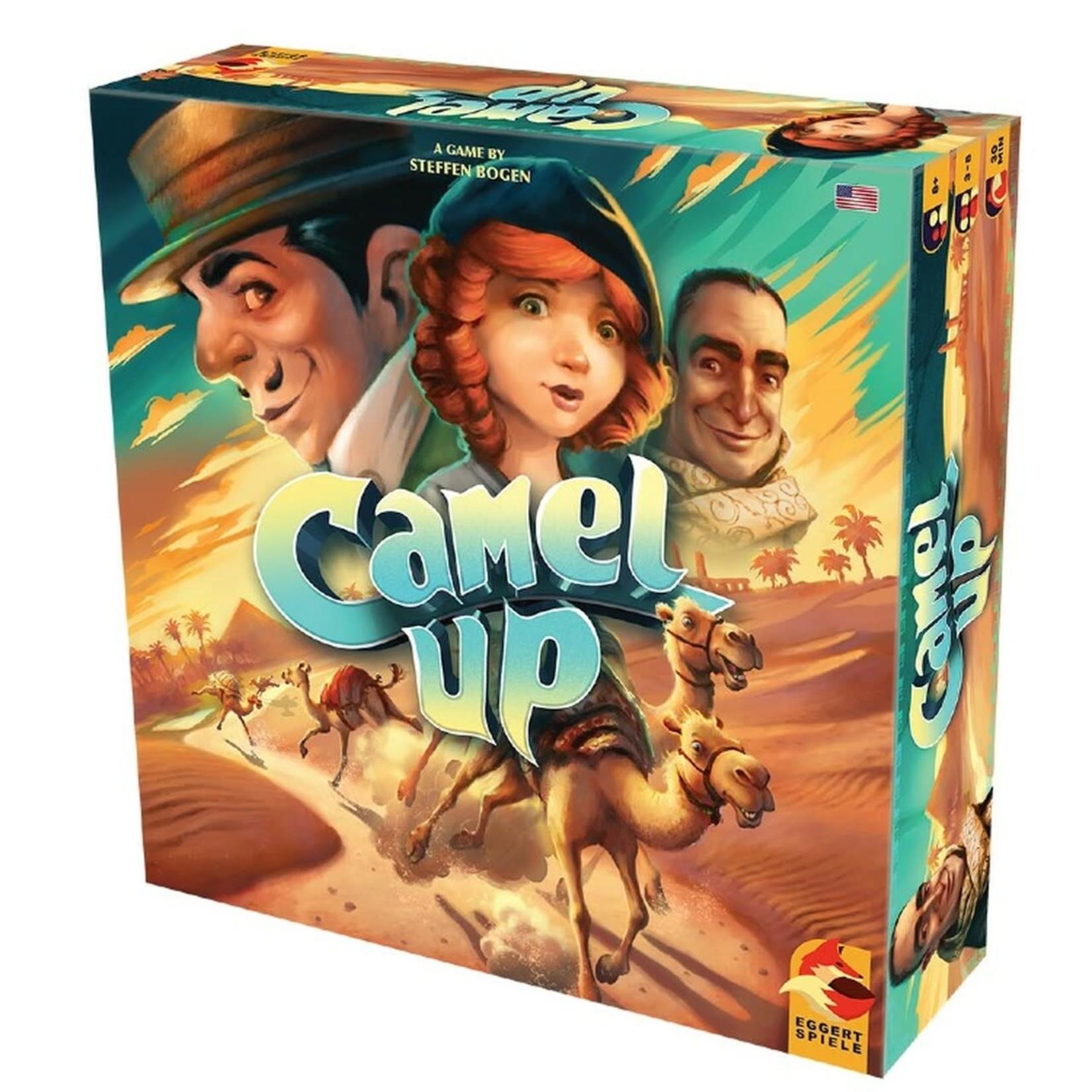 Pretzel Games Camel Up 2.0 (Preorder)
